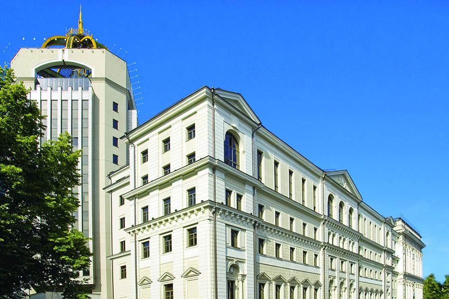 Здание верховного суда (Российская Федерация / Москва) 2001-2003