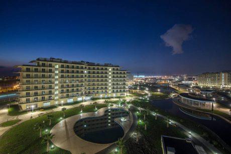 Apart otel ve otel komplexleri «Renova Complex» (Rusya Federasyonu / Soçi) 2013 - 2014