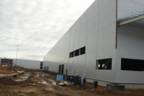 Araç fabrikası «Hyundai» (Rusya Federasyonu / Sankt petersburg)