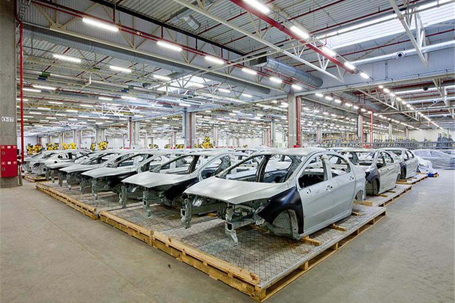 Завод автомобилей «Пежо - Ситроен» (Российская Федерация / Калуга) 2009 - 2010
