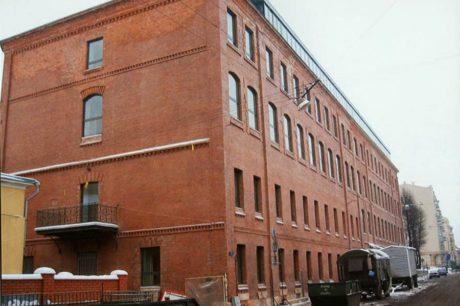 Fransız Kolej Binası (Rusya Federasyonu / Moskova) 2003