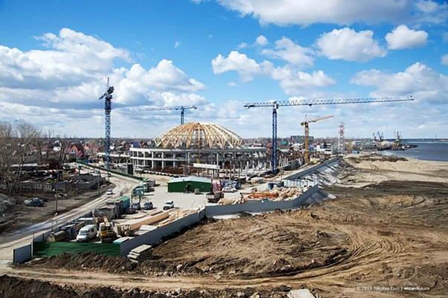 «АКВАПАРК» (Российская Федерация / Новосибирск) 2013 - 2014