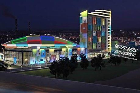 AKUAPARK (Rusya Federasyonu / Novosibirsk) 2013 - 2014