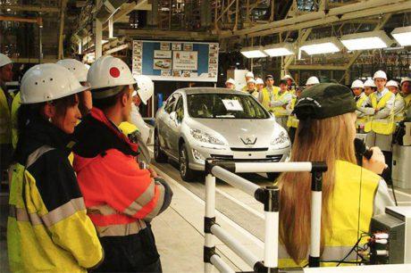 Araç Fabrikası «CITROEN- PEUGEOT» (Rusya Federasyonu / Kaluga)