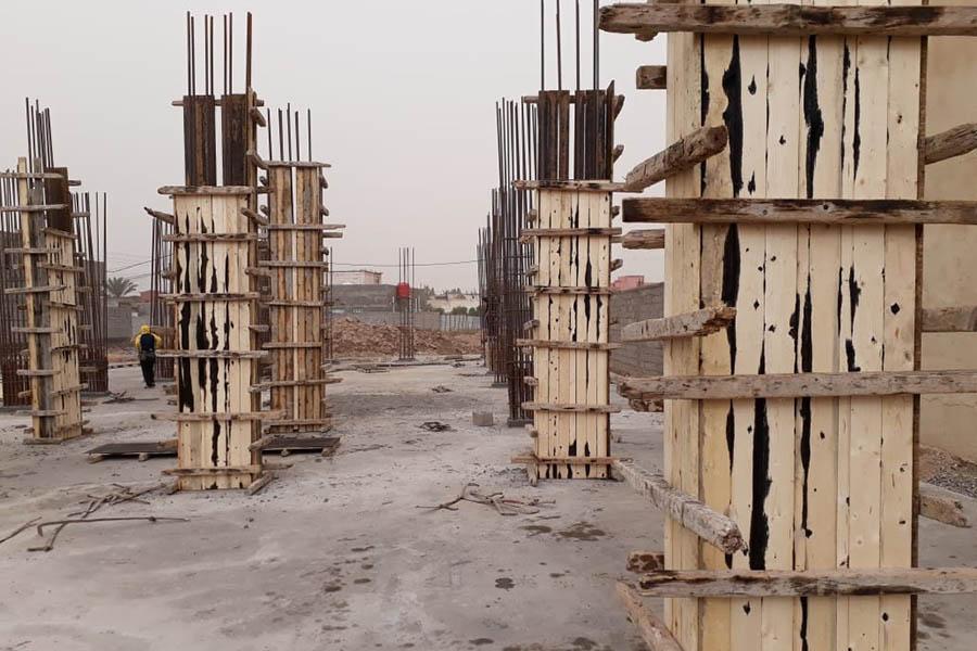 Современная Баярегская Начальная Школа (ИРАК / Басра Аль Курна)