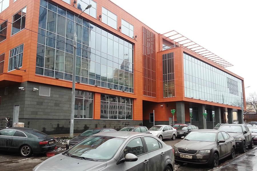 Merkez Ofis Binası «Parijkomu Kommuna» (Rusya Federasyonu / Moskova) 2011 - 2014