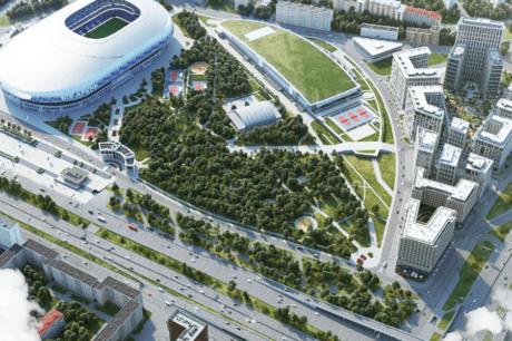 «ВТБ Парк» (Российская Федерация / Москва)