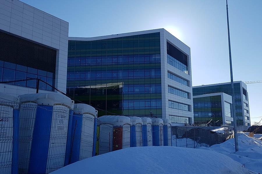 «Инновационный центр» (Российская Федерация / Москва)