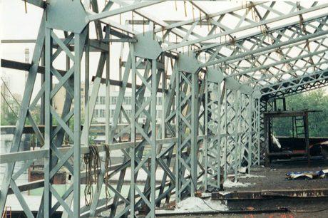 Kültür ve İş Merkezi «Melisinda» ( Rusya Federasyonu / Moskova) 2002-2003