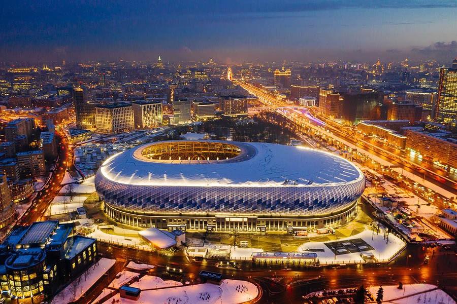 «Стадион ВТБ Арена» (Российская Федерация / Москва)