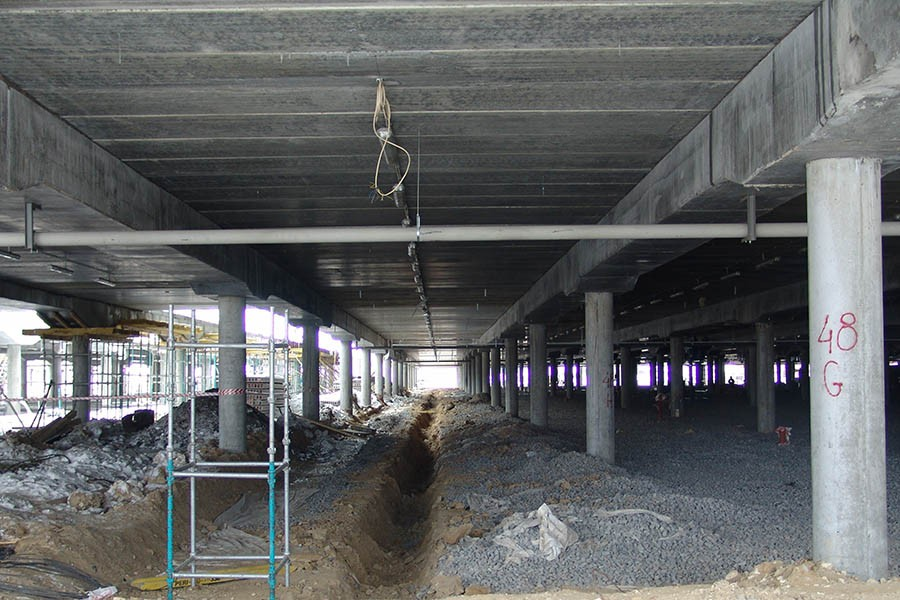 Торговый комплекс «Мега-Икея» (Российская Федерация / Башкортостан / уфа ) 2010