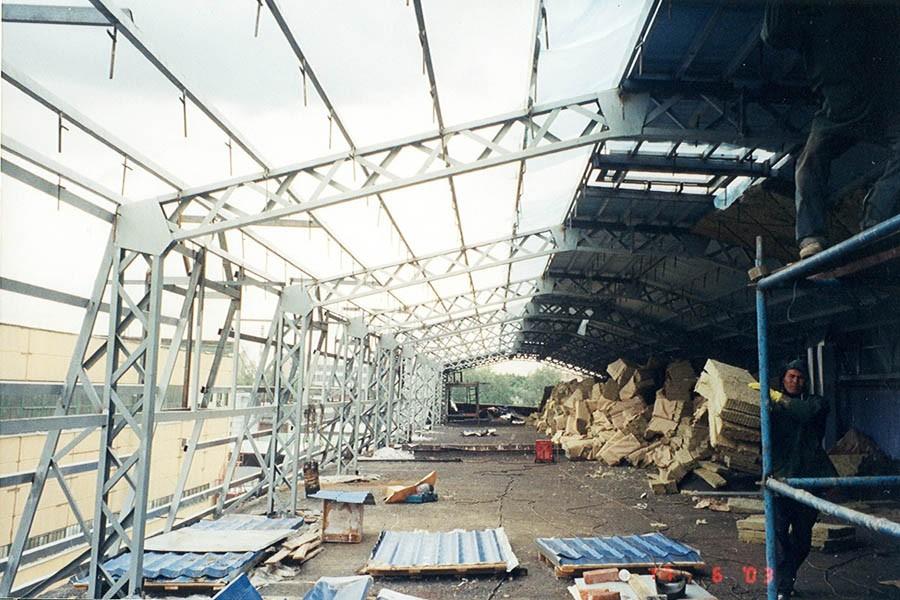 Деловой и развлекательный комплекс «Мелисинда» (Москва) 2002-2003