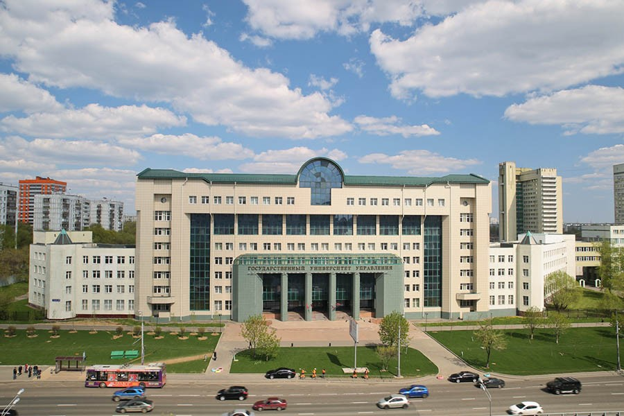 GUU State University Administrative Building (Russian Federation / Moscow)