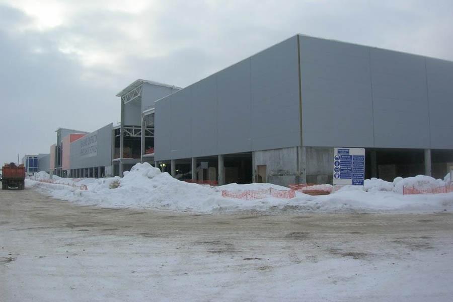 Alışveriş ve Eğlence Merkezi «MEGA -IKEA» (Başkurdistan özerk bölgesi / Ufa)
