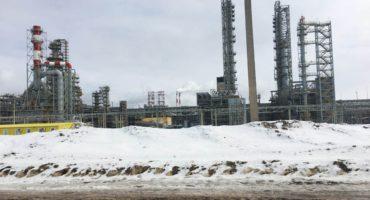 Комплекс нефтеперерабатывающих и нефтехимических заводов