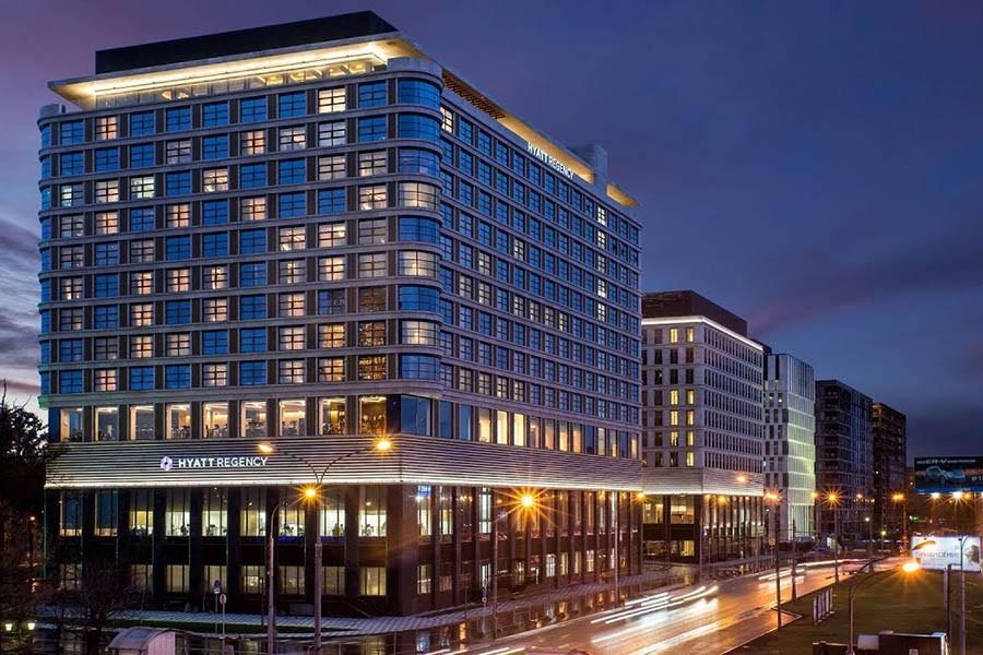 HYATT HOTEL (Russian Federation / Moscow) 2014 - 2015