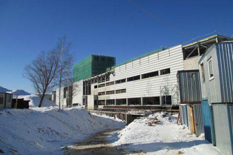 Merkez Ofis ve Ambar Binası «Bosch» (Rusya Federasyonu/Moskova) 2013 - 2014