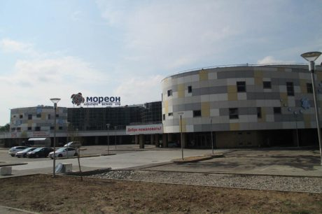 Entertainment Center Aquapark « Moreon» (Russian Federation / Moscow) 2013 - 2014