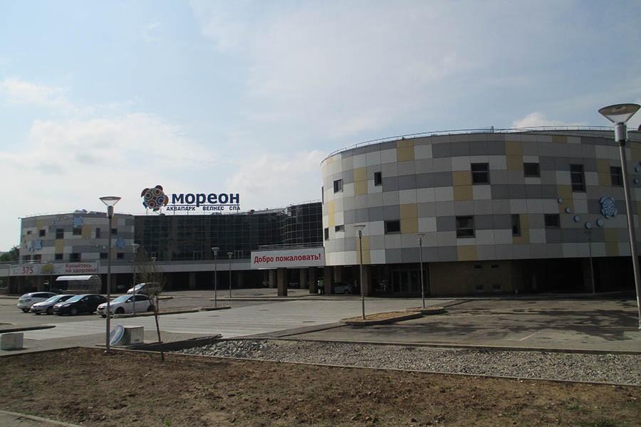 Развлекательный центр Аквапарк «Мореон» (Российская Федерация / Москва) 2013 - 2014