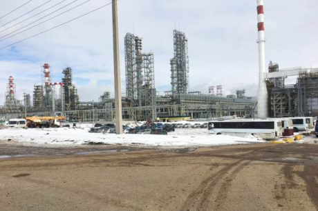 «Oil Refining and Petrochemical Plant Complex» (Russian Federation / Tatarstan / nijni kamsk)
