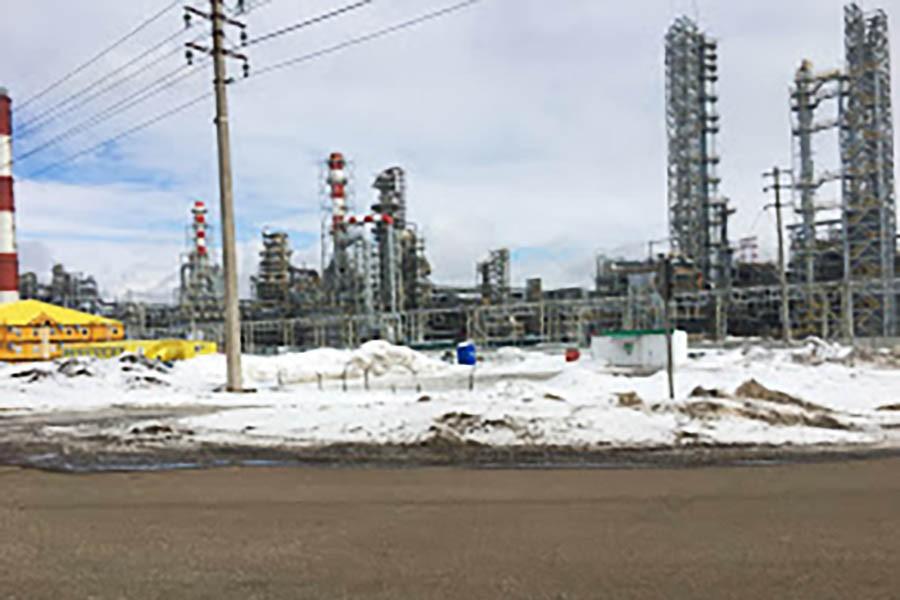 «Комплекс нефтеперерабатывающих и нефтехимических заводов» (Татарстан / нижнекамск)