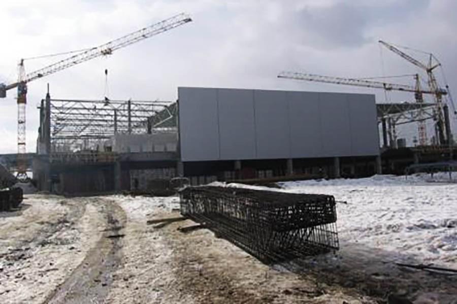 Торговый комплекс «Мега-Икея» (Башкортостан / уфа ) 2010