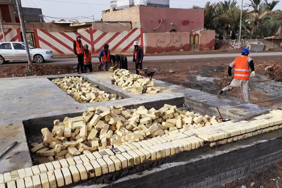 «Al-Nasir»,«Modern Bayareg» ve «Al-Sibeh İlköğretim Okulu»