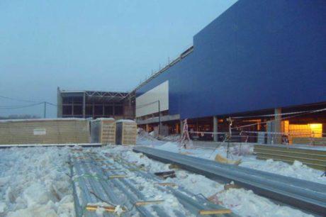 Alışveriş ve eğlence merkezi «MEGA -IKEA» Rusya Federasyonu / Novosibirsk
