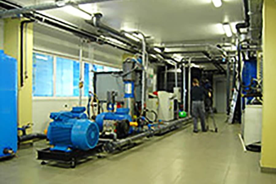 Технический центр «Мерседес-Автологистика» (Москва)