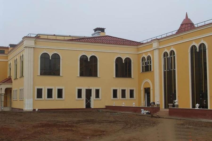 İlaç Fabrikası Binası «Serdix» (Rusya Federasyonu / Moskova)
