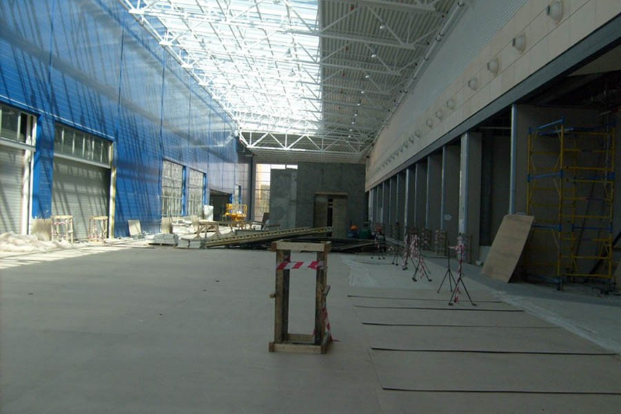 Торговый комплекс «Мега-Икея» ( Российская Федерация / Новосибирск )