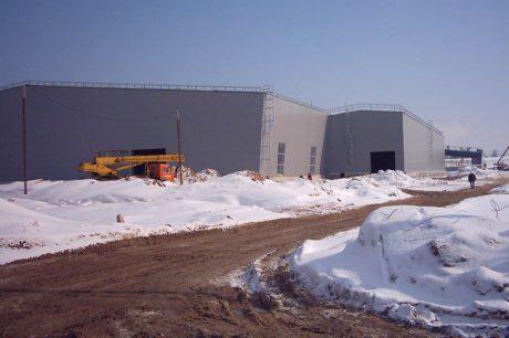 Araç Cam Üretim Fabrikası «Pilkington» (Rusya Federasyonu / Moskova)