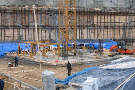 Многофункциональный торговый комплекс с подземной автостоянкой «АШАН» (Москва)