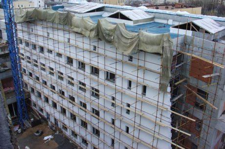 Hastane binası «Diş hastanesi» (Rusya Federasyonu / Moskova)