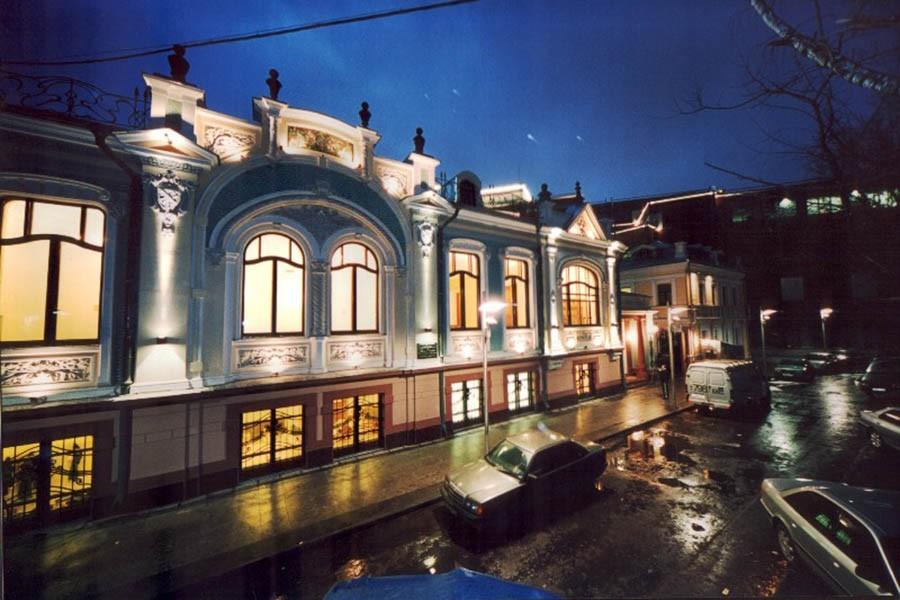 Деловой и торговый центр «Аркадия» (Российская Федерация / Москва)