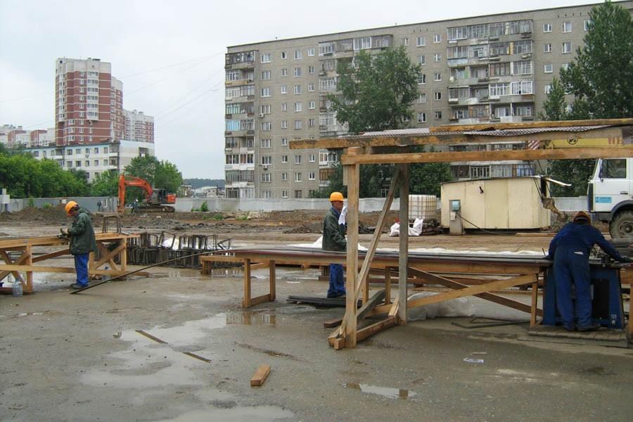 Торговый центр «Росино» (Российская Федерация / Екатеринбург )