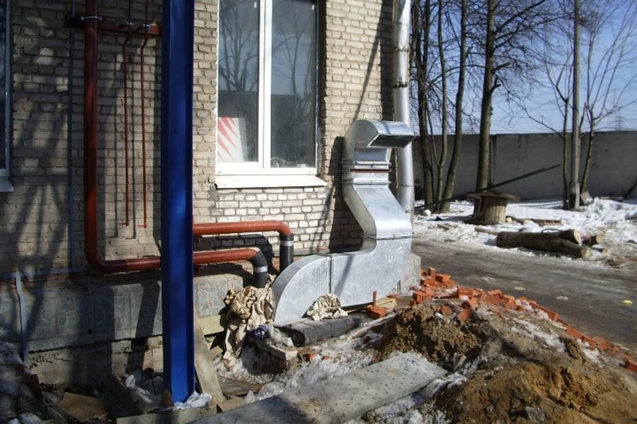 Центральный офис компании «Автомир» (Москва) 2004 - 2005