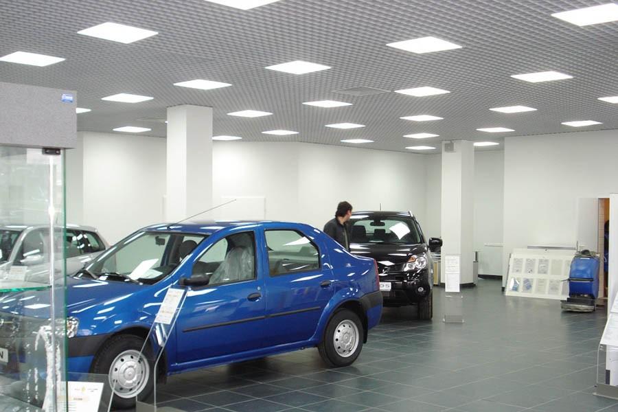 Завод «Автофрамос-Рено» (Российская Федерация / Москва)