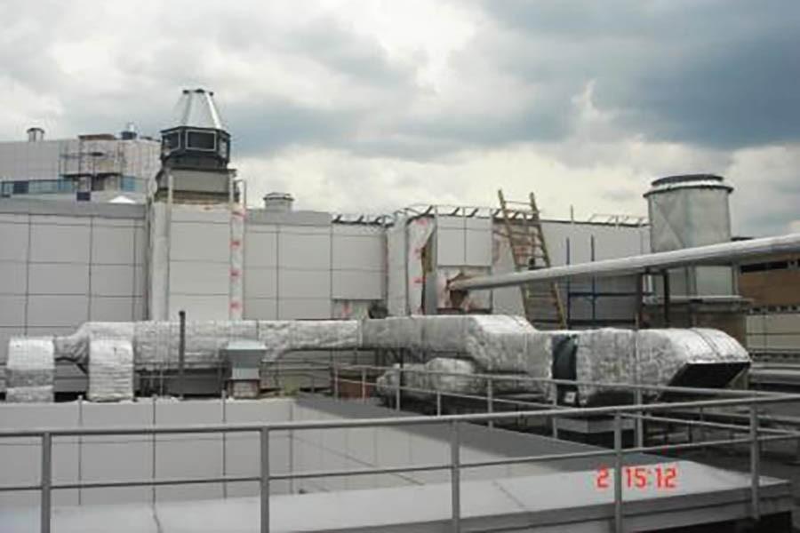 Деловой центр «МР Групп» (Российская Федерация / Москва) 2008 - 2009