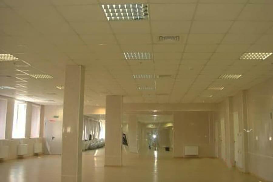 Торговый центр на территории « Московской шерстопрядильной фабрики » (Российская Федерация / Москва) 2008 - 2010